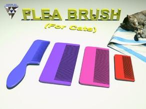 Flea Brush