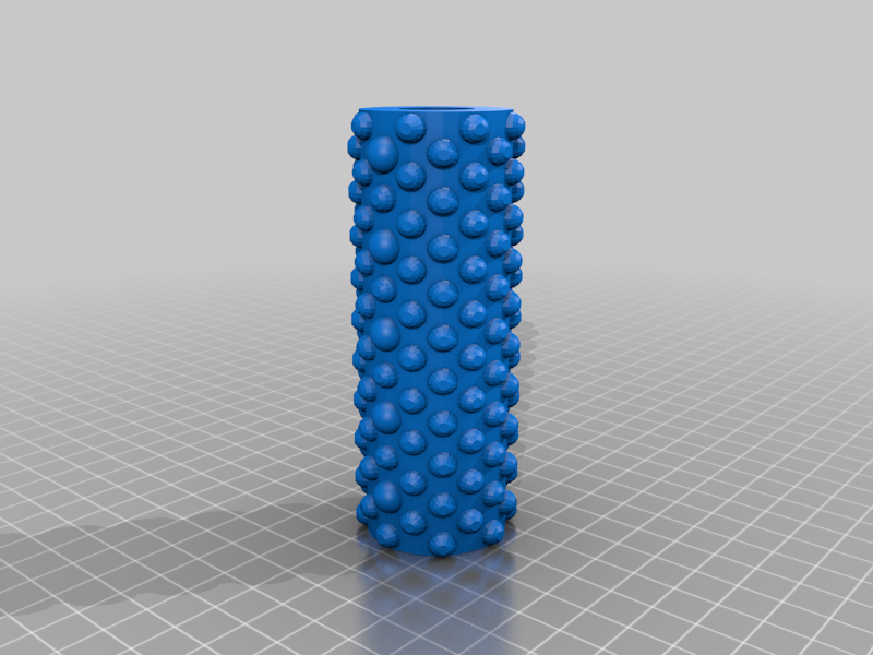 Massage roller - easy print
