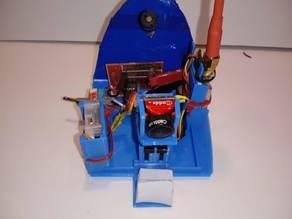 Bixler 1.1 FPV Mount parts