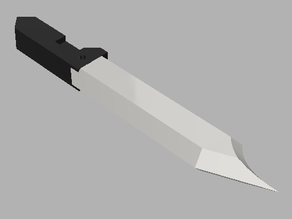 Army Knife(KOTOBUKIYA GORAI model)