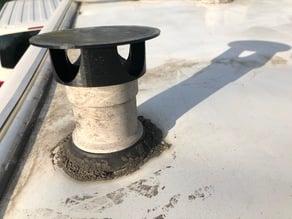 RV Motor home - ventilation roof Truma AK3