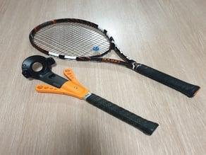 Tennis rocket for HTC Vive controller