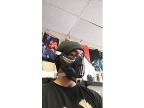 Sub Zero Corona Virus Covid-19 mask Functional Sub-Zero Subzero