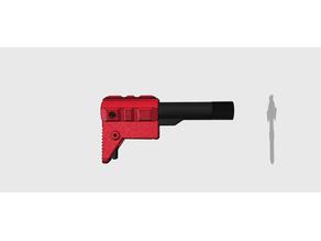Mini Pistol Brace
