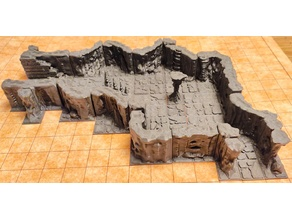 Cave Mega Pack - revised and enhanced (OpenForge 2.0 compatible)