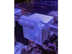 Hang on Aquarium Isolation Basket - One Wall Mounting