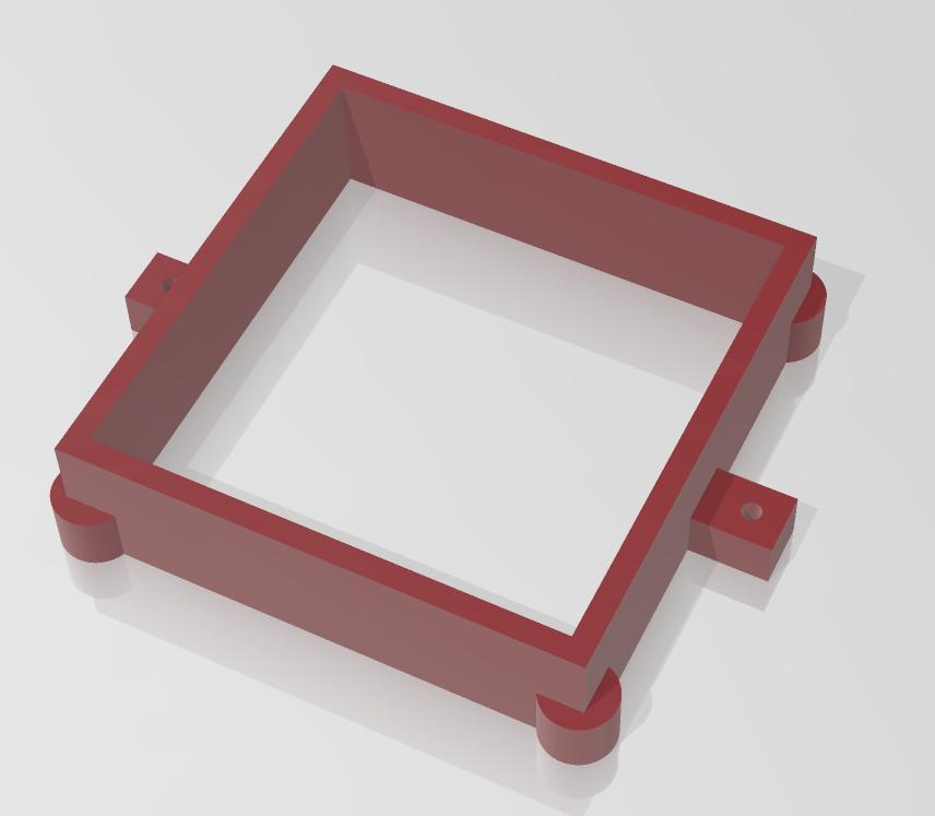 Post Cap Adapter Bracket for Solar Light