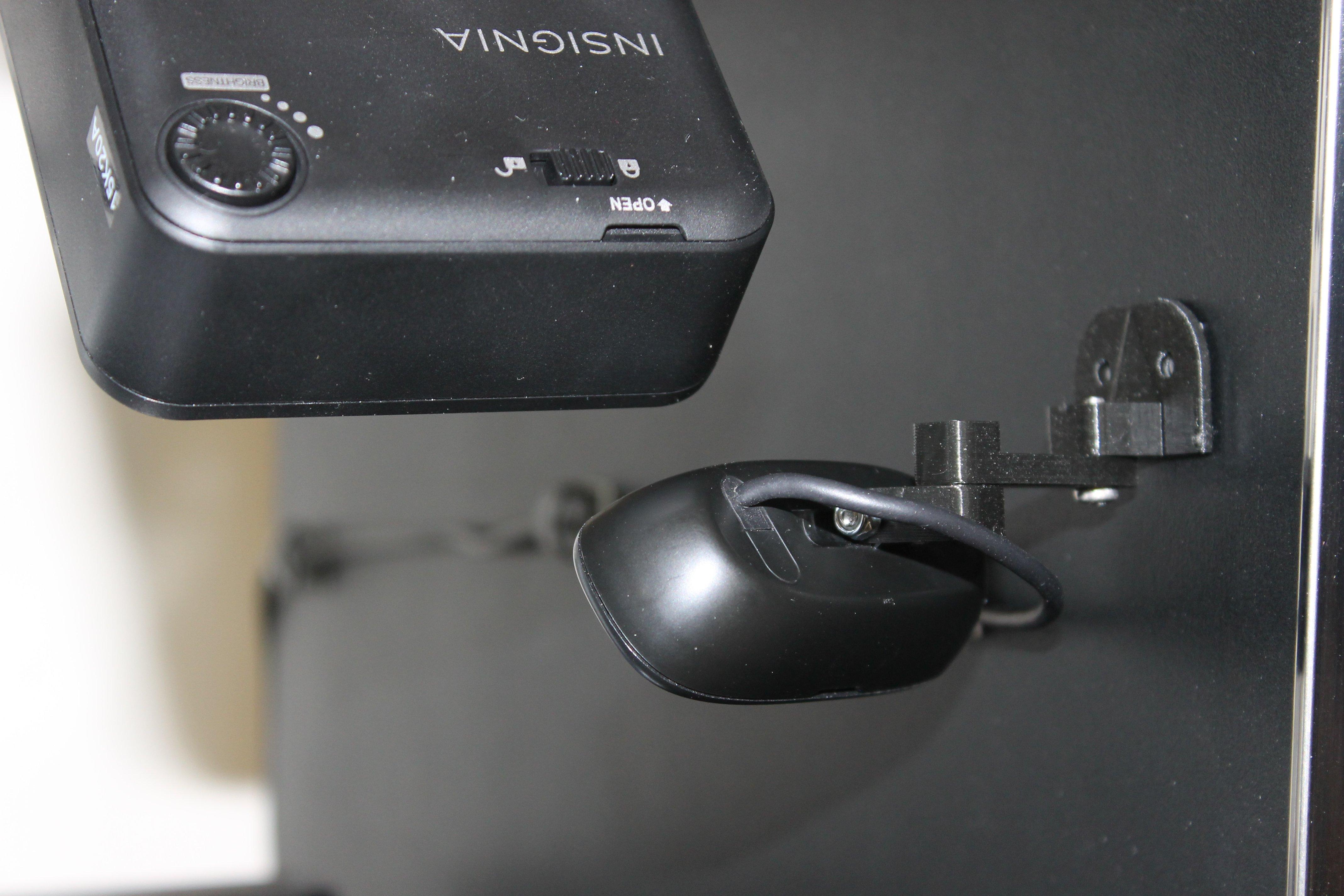 Logitech C270 310 Universal Webcam Mount Scews Or 3m Vhb By Kjedelberg Original