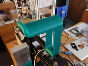 TEVO Tarantula Pro Filament Holder