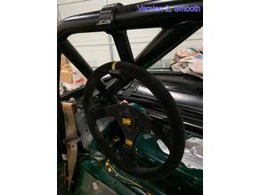 Steering Wheel Hook for 1.75in Roll Bar
