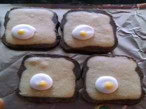 Egg Toast Cookie Cutter