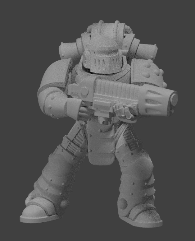 Modular Marines pt2 [Mark 2 Tactical]