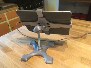 Fully adjustable Tablet Stand