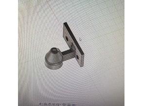 Anet a8 am8 filament guide