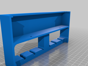 40mm worktop monitor stand