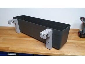 Balcony box holder / Balkonkästen halter