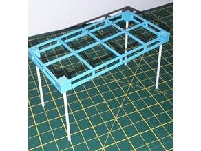 Steeldeck 8x4ft (2.4mx1.2m)
