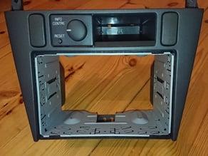 2DIN Radio Frame for Volvo S40 V40 (96-04) 2-DIN Double DIN
