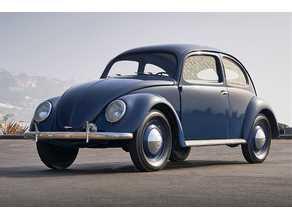 KDF Wagen 1938/VW Beetle Split Window (1948-1953)