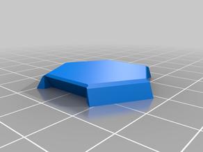 Simple Terrain Hexagons
