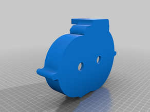 Completely 3-D Printable Centrifuge