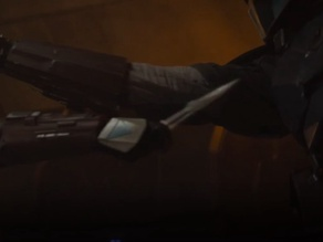 The Mandalorian Knife V2