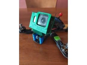 Gopro Hero 6/7/8 30º FPV quad mount