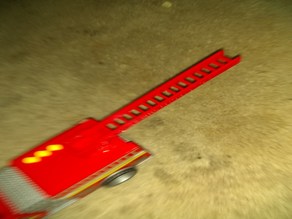 Replacement Ladder for toy fire truck