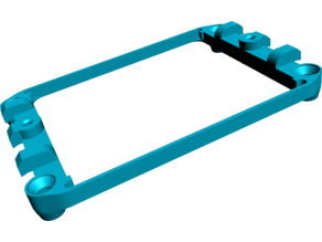 Retention frame for Narrow2011 in K8-style