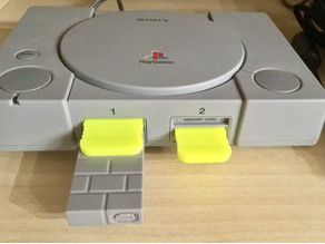 Playstation / PS1 Classic Memory Card