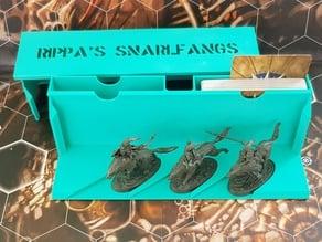 RIPPA'S SNARLFANGS, BEASTGRAVE STORAGE, Calibration tool for Warhammer Underworlds