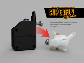 Superfly Extruder - A Compact BMG Conversion