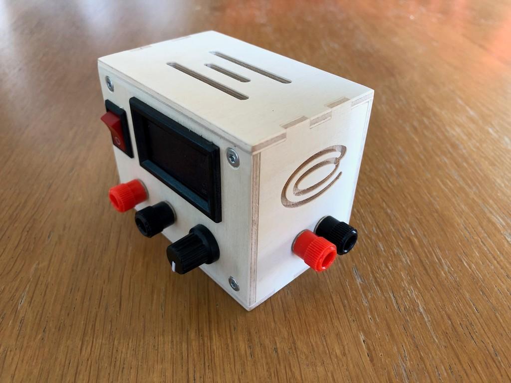 Power regulator portable