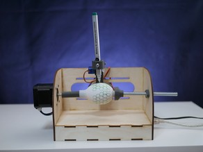 CNC Egg Painting Machine - EggBot
