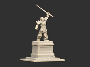 Arena Champion Statues x5