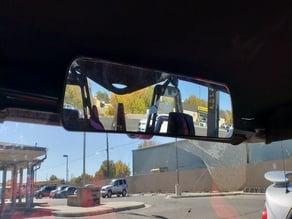 Polaris Slingshot Rear View Mirror Mount
