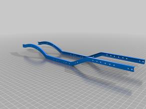 SCX10.2 Frame Rails