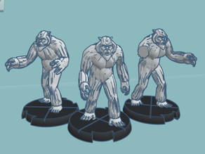 Wampas (legion scale)