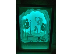 3D Picture Box