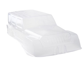 Side windows grill for Jeep Rubicon