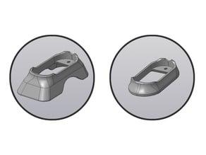 Glock magwell