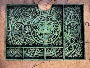 Arkham Horror LCG - Aztec Tray