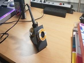 solder holder for AGT stand