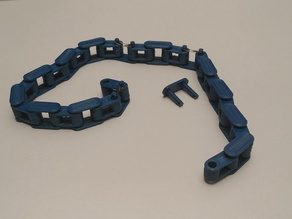 3D-printable Transmission Chain