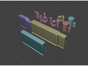DungeonSticks V3 - Design Templates
