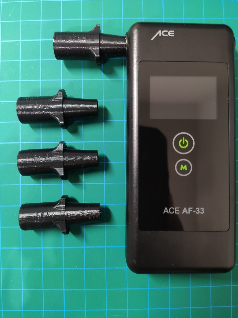 Mouthpiece Breathalyzer ACE AF-33