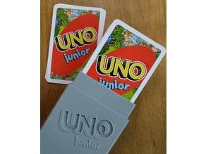 UNO junior - Simple Deck box