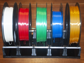 Filament Spool Holder for Mosaic Palette