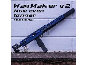 WayMaker Nerf Blaster v2 Long Edition