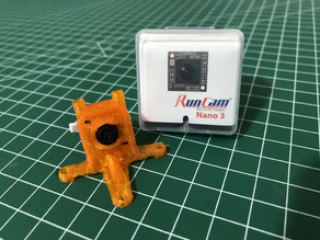 Babytooth/Toothpick Canopy [camera mount] [runcam nano 2/3]